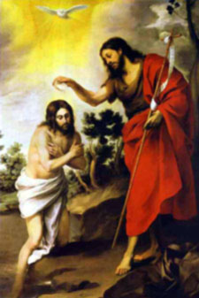 The Baptism of our Lord Jesus