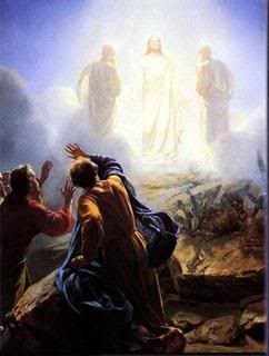 The Transfiguration of our Lord Jesus
