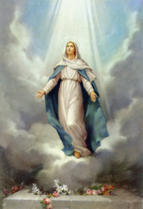 The Assumption of our Blessed Mother
