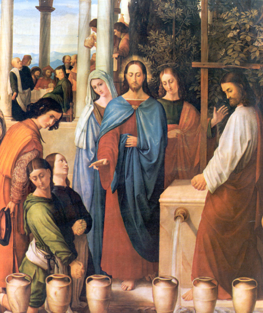 The Revelation of our Lord Jesus at the Wedding of Cana