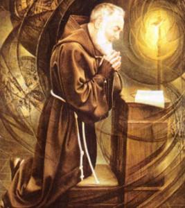 Saint Padre Pio (Prayer)