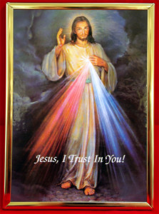 Jesus of Divine Mercy