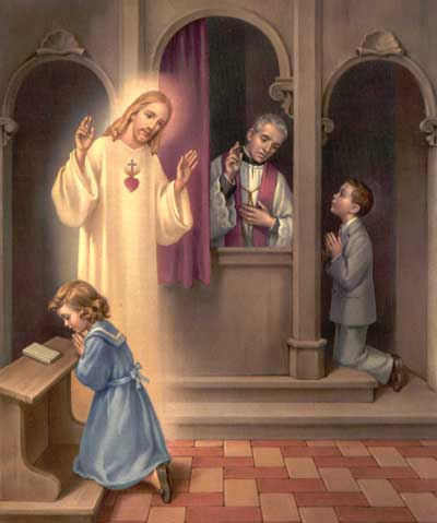 Sacrament of Confession